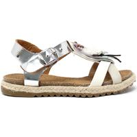 kengät Tytöt Sandaalit ja avokkaat Miss Sixty S19-SMS586 Hopea