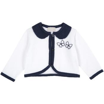 vaatteet Lapset Neuleet / Villatakit Chicco 09096803000000 Valkoinen