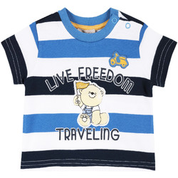 vaatteet Lapset Lyhythihainen t-paita Chicco 09006664000000 Valkoinen