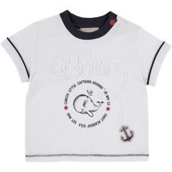 vaatteet Lapset Lyhythihainen t-paita Chicco 09006679000000 Valkoinen