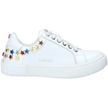 kengät Lapset Matalavartiset tennarit Holalà HS0047L Valkoinen