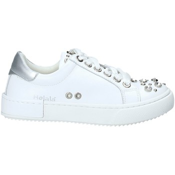 kengät Lapset Matalavartiset tennarit Holalà HS0046L Valkoinen