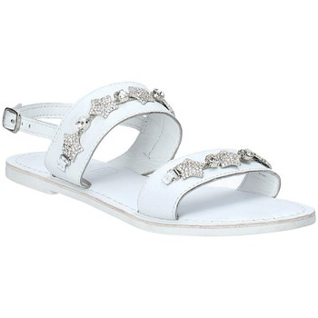 kengät Tytöt Sandaalit ja avokkaat Holalà HT0022L Valkoinen