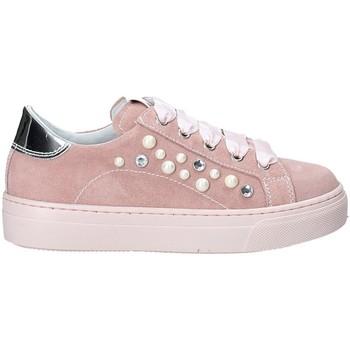 kengät Tytöt Matalavartiset tennarit NeroGiardini P930920F Vaaleanpunainen