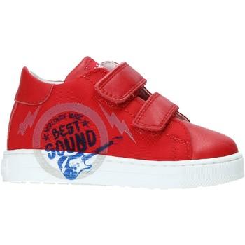 kengät Lapset Matalavartiset tennarit Falcotto 2013622-01-1H02 Punainen