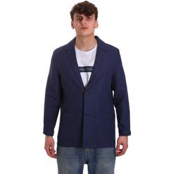 vaatteet Miehet Takit / Bleiserit Antony Morato MMJA00432 FA950158 Sininen