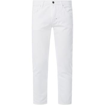 vaatteet Miehet Slim-farkut Antony Morato MMTR00502 FA900123 Valkoinen