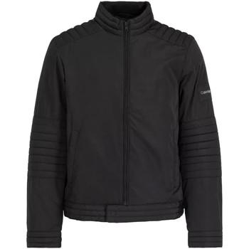 vaatteet Miehet Ulkoilutakki Calvin Klein Jeans K10K104435 Musta