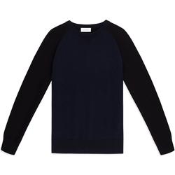 vaatteet Miehet Neulepusero Calvin Klein Jeans K10K104536 Sininen