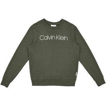 vaatteet Miehet Svetari Calvin Klein Jeans K10K102724 Vihreä