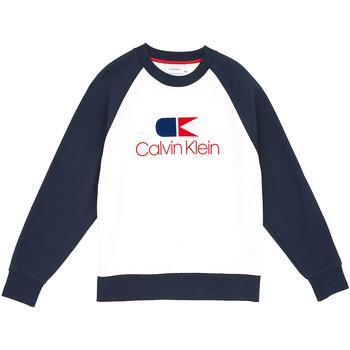 vaatteet Miehet Svetari Calvin Klein Jeans K10K103940 Sininen