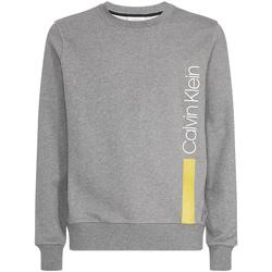 vaatteet Miehet Svetari Calvin Klein Jeans K10K103943 Harmaa