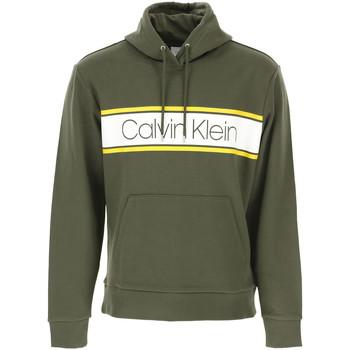 vaatteet Miehet Svetari Calvin Klein Jeans K10K104401 Vihreä