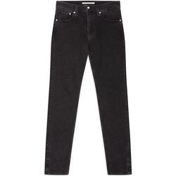 vaatteet Miehet Suorat farkut Calvin Klein Jeans J30J313032 Musta