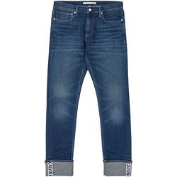 vaatteet Miehet Suorat farkut Calvin Klein Jeans J30J312361 Sininen