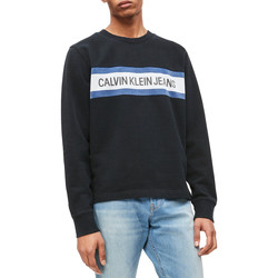 vaatteet Miehet Svetari Calvin Klein Jeans J30J312448 Musta