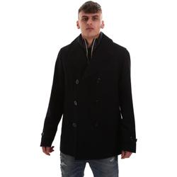 vaatteet Miehet Paksu takki Navigare NV62017 Sininen