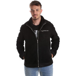 vaatteet Miehet Takit / Bleiserit Gaudi 921FU38004 Musta