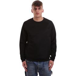 vaatteet Miehet Svetari Gaudi 921FU64029 Musta