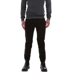 vaatteet Miehet Chino-housut / Porkkanahousut Gaudi 921FU25015 Ruskea
