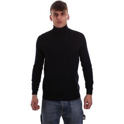 vaatteet Miehet Neulepusero Gaudi 921FU53001 Sininen