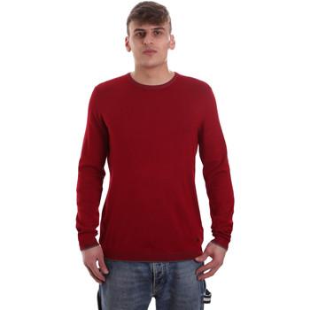 vaatteet Miehet Neulepusero Gaudi 921BU53001 Punainen