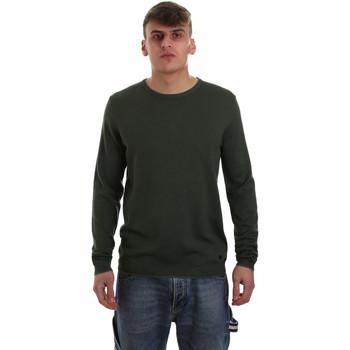 vaatteet Miehet Neulepusero Gaudi 921BU53001 Vihreä