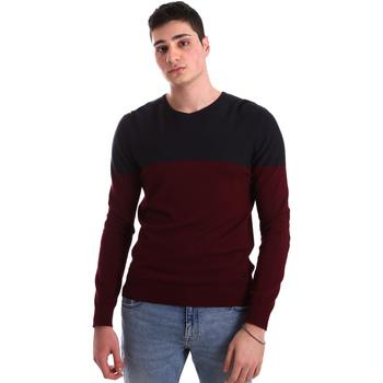 vaatteet Miehet Neulepusero Gaudi 921BU53010 Punainen