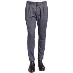 vaatteet Miehet Puvun housut Gaudi 921BU25018 Sininen