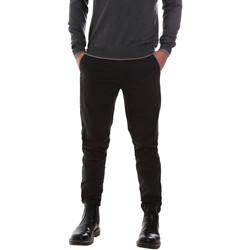 vaatteet Miehet Chino-housut / Porkkanahousut Gaudi 921BU25026 Harmaa