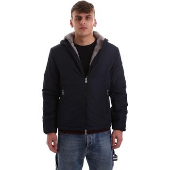vaatteet Miehet Ulkoilutakki Gaudi 921BU35006 Sininen
