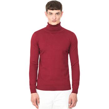 vaatteet Miehet Neulepusero Antony Morato MMSW00975 YA200055 Punainen