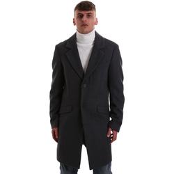 vaatteet Miehet Paksu takki Antony Morato MMCO00574 FA500024 Harmaa