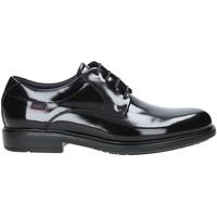 kengät Miehet Derby-kengät CallagHan 89403 Musta