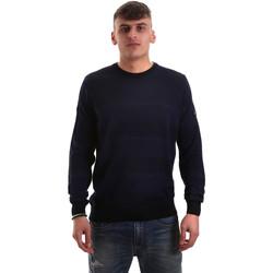 vaatteet Miehet Neulepusero Navigare NV10218 30 Sininen