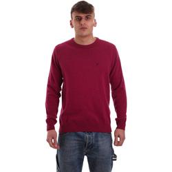 vaatteet Miehet Neulepusero Navigare NV10260 30 Vaaleanpunainen