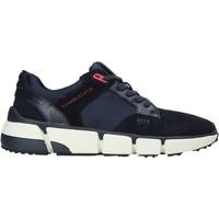 kengät Miehet Matalavartiset tennarit Lumberjack SM58712 001 X16 Sininen