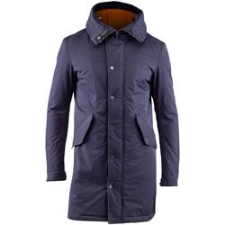 vaatteet Miehet Parkatakki Lumberjack CM37821 003 505 Sininen