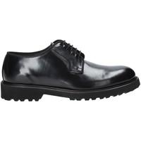 kengät Miehet Derby-kengät Exton 493 Musta