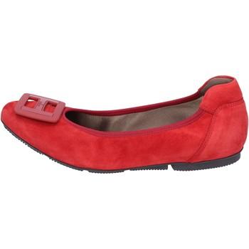 kengät Naiset Balleriinat Hogan Ballerina-kengät BK727 Punainen