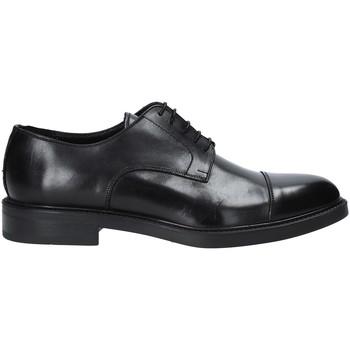 kengät Miehet Derby-kengät Rogers 1001_4 Musta