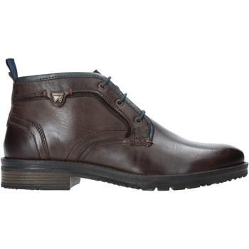 kengät Miehet Bootsit Wrangler WM92063A Ruskea