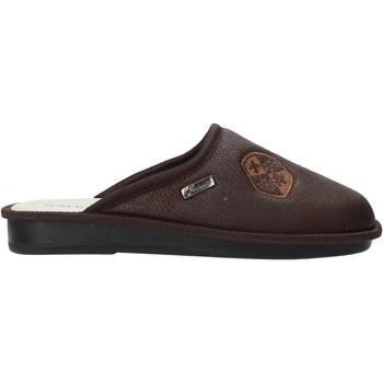 kengät Miehet Tossut Susimoda 5804 Ruskea
