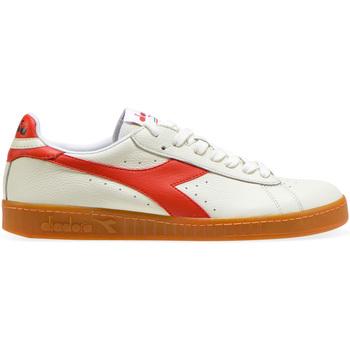 kengät Miehet Matalavartiset tennarit Diadora 501.172.526 Valkoinen