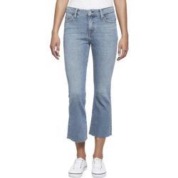 vaatteet Naiset 3/4 & 7/8-pituiset farkut Tommy Hilfiger DW0DW07021 Sininen