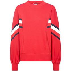 vaatteet Naiset Svetari Tommy Hilfiger WW0WW25803 Punainen