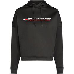 vaatteet Naiset Svetari Tommy Hilfiger S10S100360 Musta