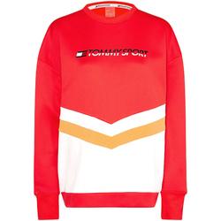 vaatteet Naiset Svetari Tommy Hilfiger S10S100367 Punainen