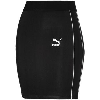 vaatteet Naiset Hame Puma 595207 Musta