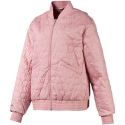 vaatteet Naiset Pusakka Puma 595247 Vaaleanpunainen